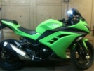 Kawasaki Ninja 300 2013 - Трёшка:)