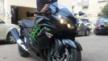 Kawasaki ZZR1400 2013 - Зизер