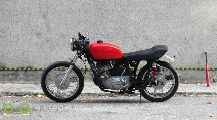 Royal enfield bullet cafe racer by rajputana customs - bikebrewerscom