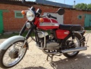 Jawa 350 typ 634 1983 - любимая