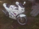 Yamaha FZR250R 1986 - Файзер