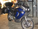 Honda XL1000 Varadero 2002 - варадеро