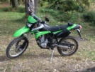 Kawasaki KLX250 2012 - Зелёный
