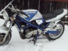 Suzuki GSF400 Bandit 1991 - Ласточка