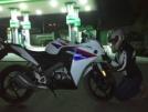 Honda CBR125R 2012 - Мугелла