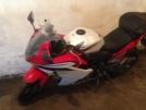Honda CBR600F 2012 - мот