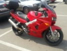 Honda VFR800i 2000 - Выфер
