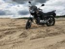 Yamaha YBR125 2009 - Киця
