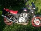 Honda CB750F2 1992 - Красный