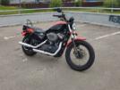 Harley-Davidson XL 1200N Nightster 2008 - Хурдуди