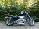 Harley-Davidson 1200 Sportster Custom 1997 - старик