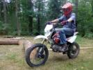 Kayo CRF801-7L Classic 140cc 2013 - Пит