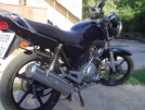 Yamaha YBR125 2009 - Ябрик