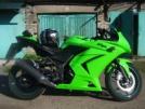 Kawasaki 250R Ninja 2010 - Кавачка