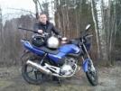 Yamaha YBR125 2012 - Ёбричка