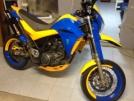 Yamaha XT660X 2005 - Мотард