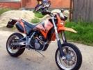KTM 640 LC4 Supermoto 2003 - КТМ