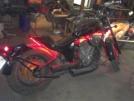Honda VLX400 Steed 1996 - Солист