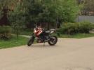KTM 200 Duke 2013 - Гаврюша