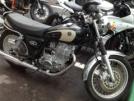 Yamaha SR400 2001 - мото