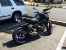 Yamaha MT-09 2014 - Мотоцикл