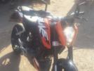 KTM 200 Duke 2013 - мопед