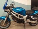 Suzuki SV650 1999 - Не заслужил