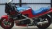 Kawasaki GPZ600R 1989 - жопорез