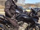Honda CBF600 2011 - да никак