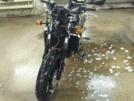 Honda CBR1100XX Super Blackbird 2000 - Drozd