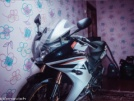 Honda CBR600F 2012 - мопед)))