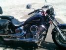 Yamaha Drag Star XVS1100 2000 - Луна