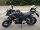 Honda CB500X 2013 - конина