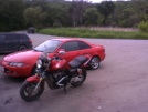 Honda CB400 Super Four 2002 - cb400