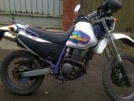 Yamaha TT250R 1996 - raid 2