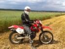 Honda XR250R 2001 - Иксэрка
