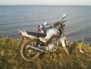 Yamaha YBR125 2013 - Ебр