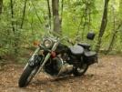 Honda VT750 Shadow Aero 2007 - Моя девочка