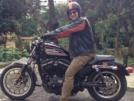 Harley-Davidson 883 Roadster 2013 - Harley