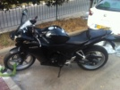 Honda CBR250R 2012 - Мотик