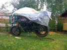 Baltmotors Motard 200 DD 2011 - пердушка