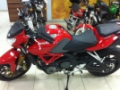 Stels 600 Benelli 2013 - Красный