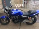 Honda CB400 Super Four 2002 - Синенький