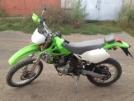Kawasaki KLX250 1999 - мотоцикл