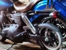 Harley-Davidson FXDB Street Bob 2007 - Дуня