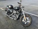 Harley-Davidson 1200 Sportster Custom 2013 - Sportster