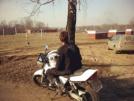 Honda CB400 Super Four 1994 - Зефирка