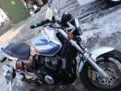 Honda CB400 Super Four 2000 - мой мот