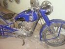 ИЖ 49 1957 - синий