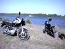 Yamaha YBR125 2012 - Беззубик